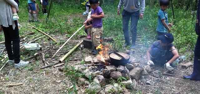 食育探検隊とのコラボイベント